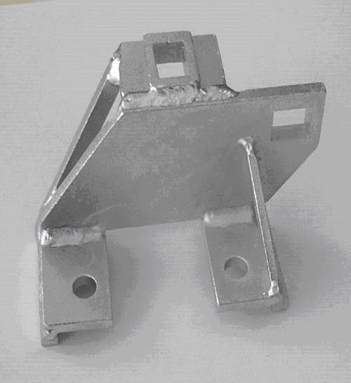 Muncie 85-86 V6 4-Speed Slave Bracket