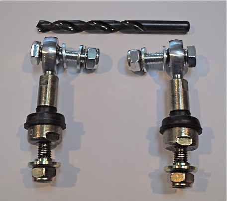 Fiero 84-87 Rear Zero Lash End Links