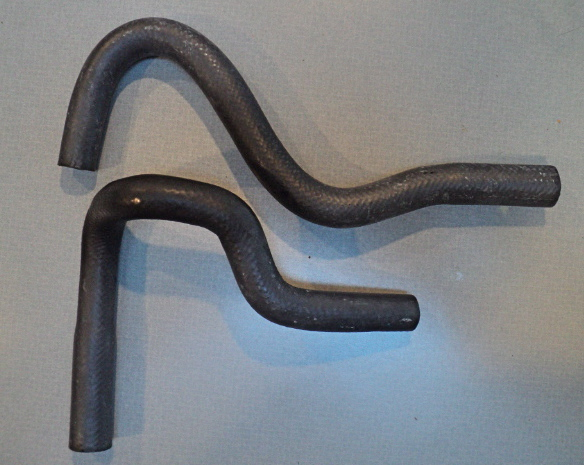 85-86 Engine Area Heater Hoses - Pair