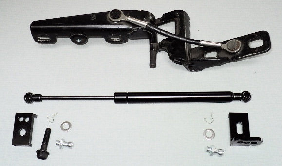 """NEW""  Hinge Mounted Rear Decklid Strut Kit"