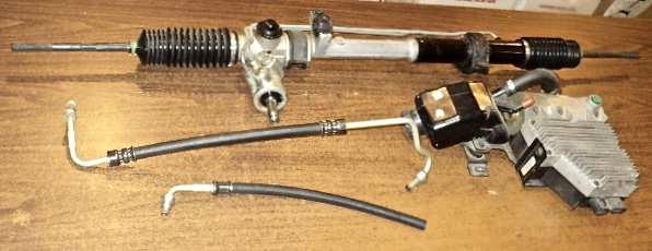 OEM GM 88 Power Steering System