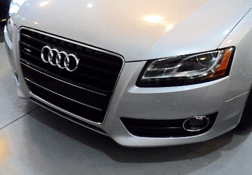 Dust and insect filters for Audi Headlights