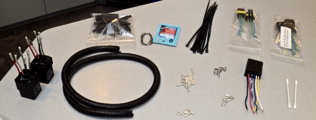 84-86 Fiero Headlight Motor Control Upgrade Kit