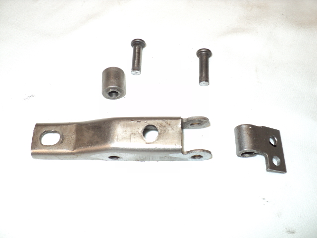 4 Speed Shifter Select Lever Rebuild