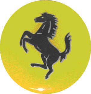 Prancing Horse Wheel Centers