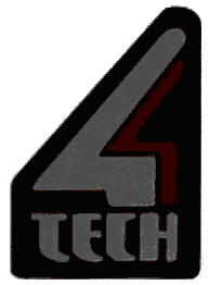 4Tech Engine Sticker