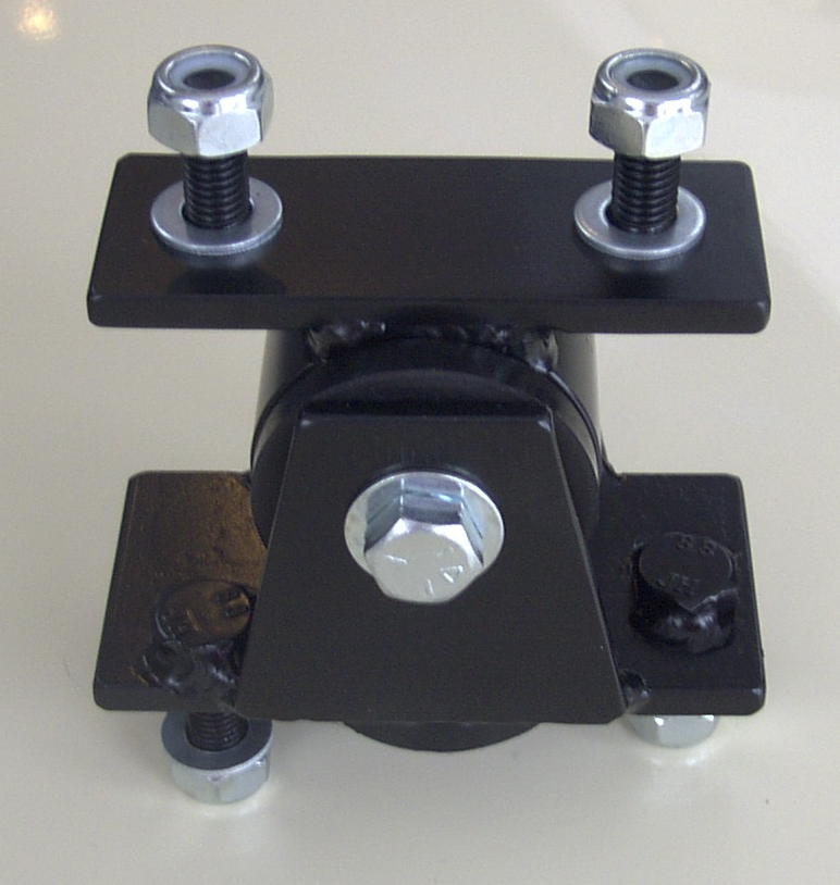 Fiero V-6 Poly Motor Mounts