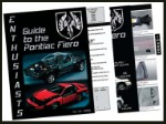 Enthusiasts Guide To The Pontiac Fiero