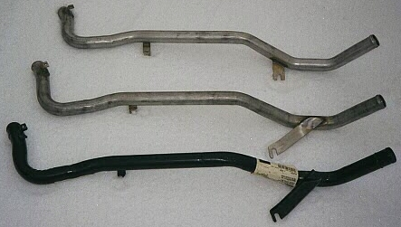 V-6 Stainless Steel Coolant Crossover Tubes